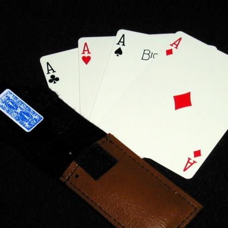 Four Aces Paddle by Joe Porper