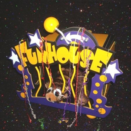 Wacky Wolf Funhouse by Wolf's Magic