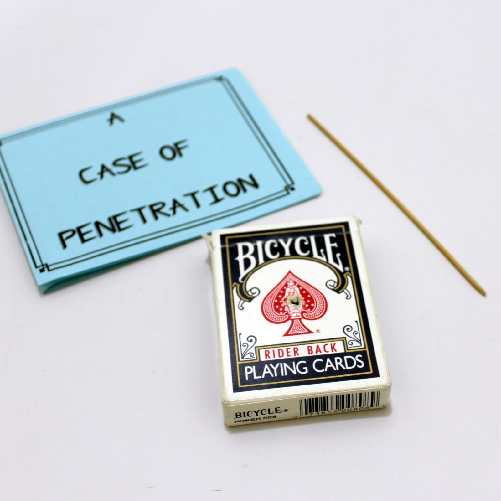 A Case of Penetration by Bob Solari Magic