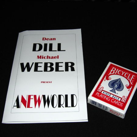 A New World by Dean Dill, Michael Weber