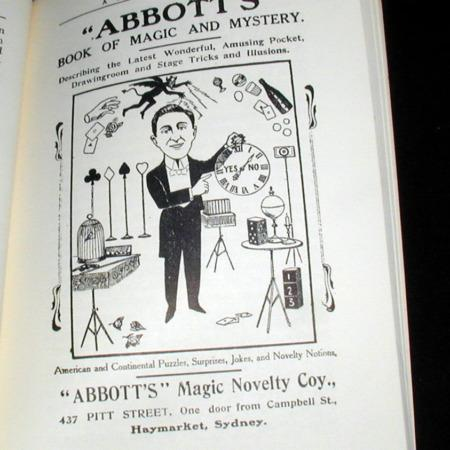 A Lifetime in Magic by Percy Abbott