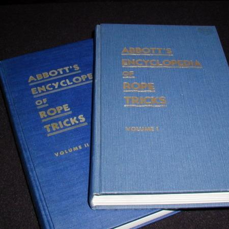 Abbott's Encyclopedia of Rope Tricks Vol. 1 by Stewart James