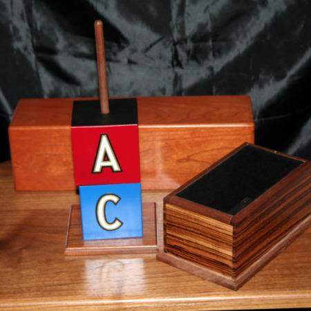 ABC Blocks and Flap Box Combo by Mel Babcock