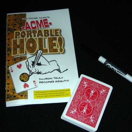Acme Portable Hole by John Michael Talbot