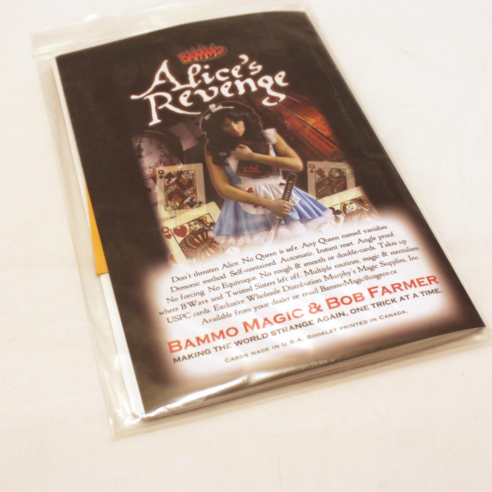 Alice's Revenge by Bob Farmer