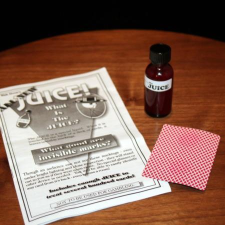 Juice Marking Kit by Walt Noon