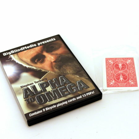 Alpha to Omega by Stephen Tucker