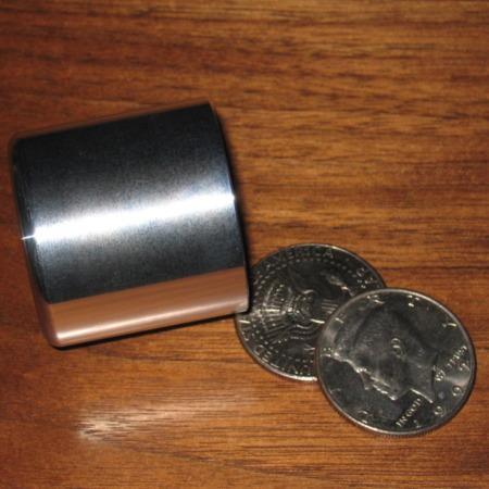 Shamrock Cup - Aluminum by Chazpro
