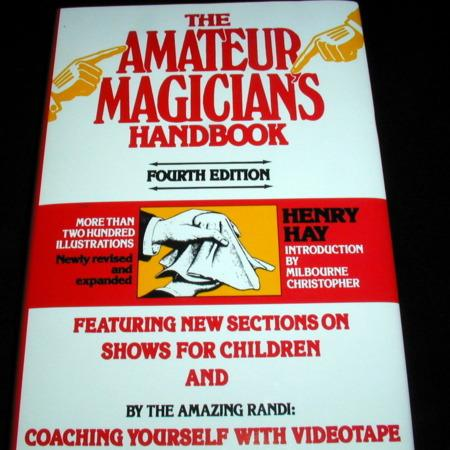 Review by Joe Douglas MMC for Amateur Magician's Handbook by Henry Hay
