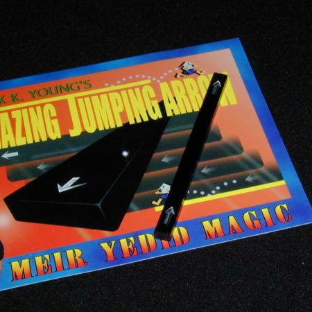 Review by Richard M. Mendez for Amazing Jumping Arrow by Meir Yedid