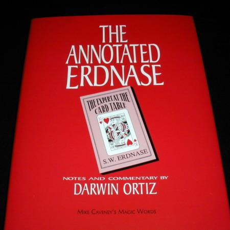 Annotated Erdnase by Darwin Ortiz