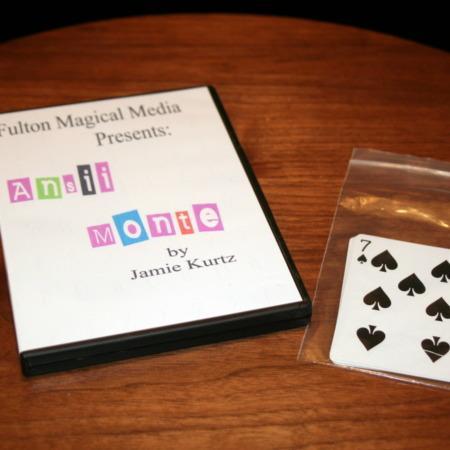 Ansii Monte by Jamie Kurtz