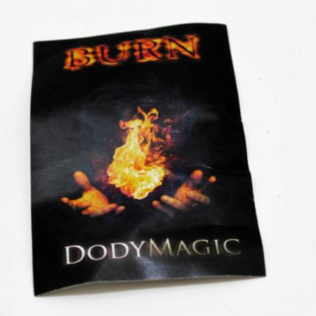Burn by Marc Antoine