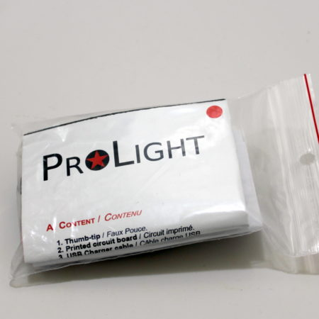 Pro Light (Red) by Marc Antoine