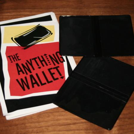 Anything Wallet by Anthony Miller