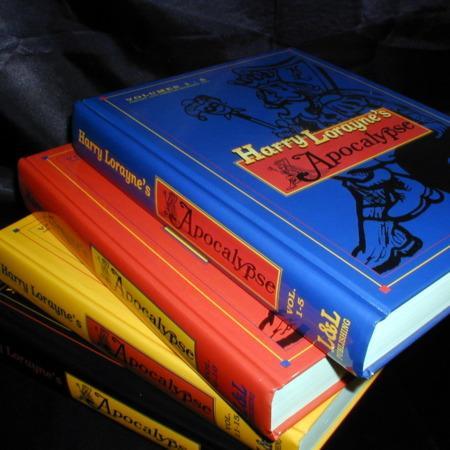 Apocalypse: Vols: 1-5 by Harry Lorayne