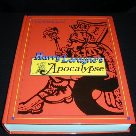 Apocalypse: Vols: 6-10 by Harry Lorayne