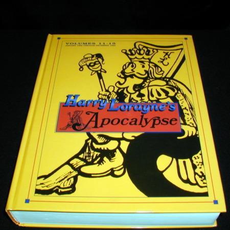 Apocalypse: Vols: 11-15 by Harry Lorayne