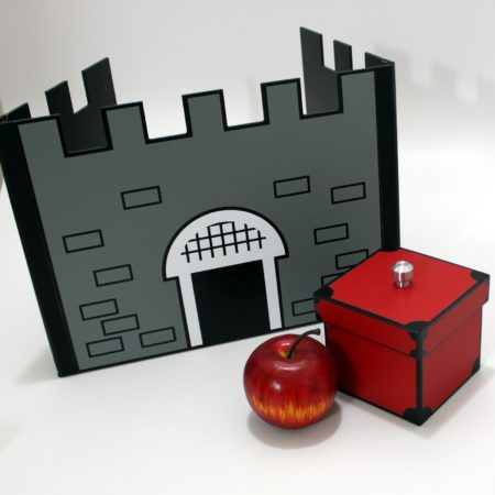The Apple  and The Block of Gold by Ali Bongo