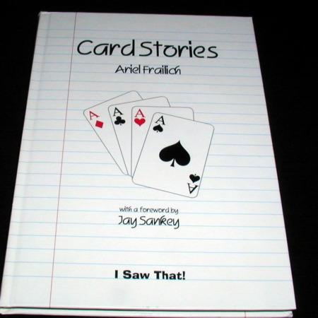 Card Stories by Ariel Frailich