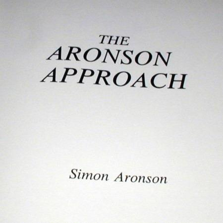 Aronson Approach, The by Simon Aronson
