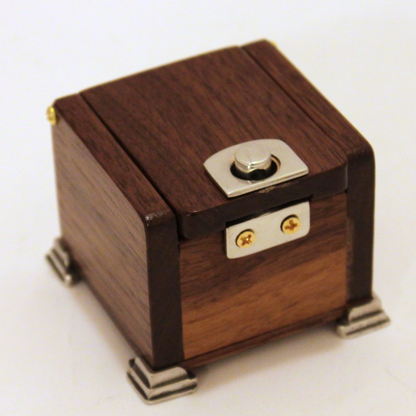 Art Deco Ring Box by Dave Powell