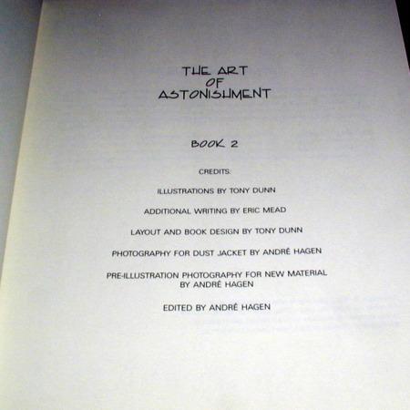 Art of Astonishment - Vol. 2 by Paul Harris