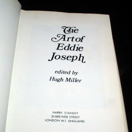 Art of Eddie Joseph, The by Eddie Joseph