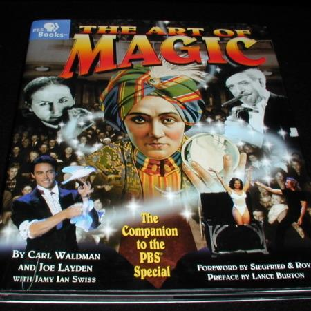 Art of Magic, The (PBS) by Carld Waldman, Joe Layden, Jamy Ian Swiss