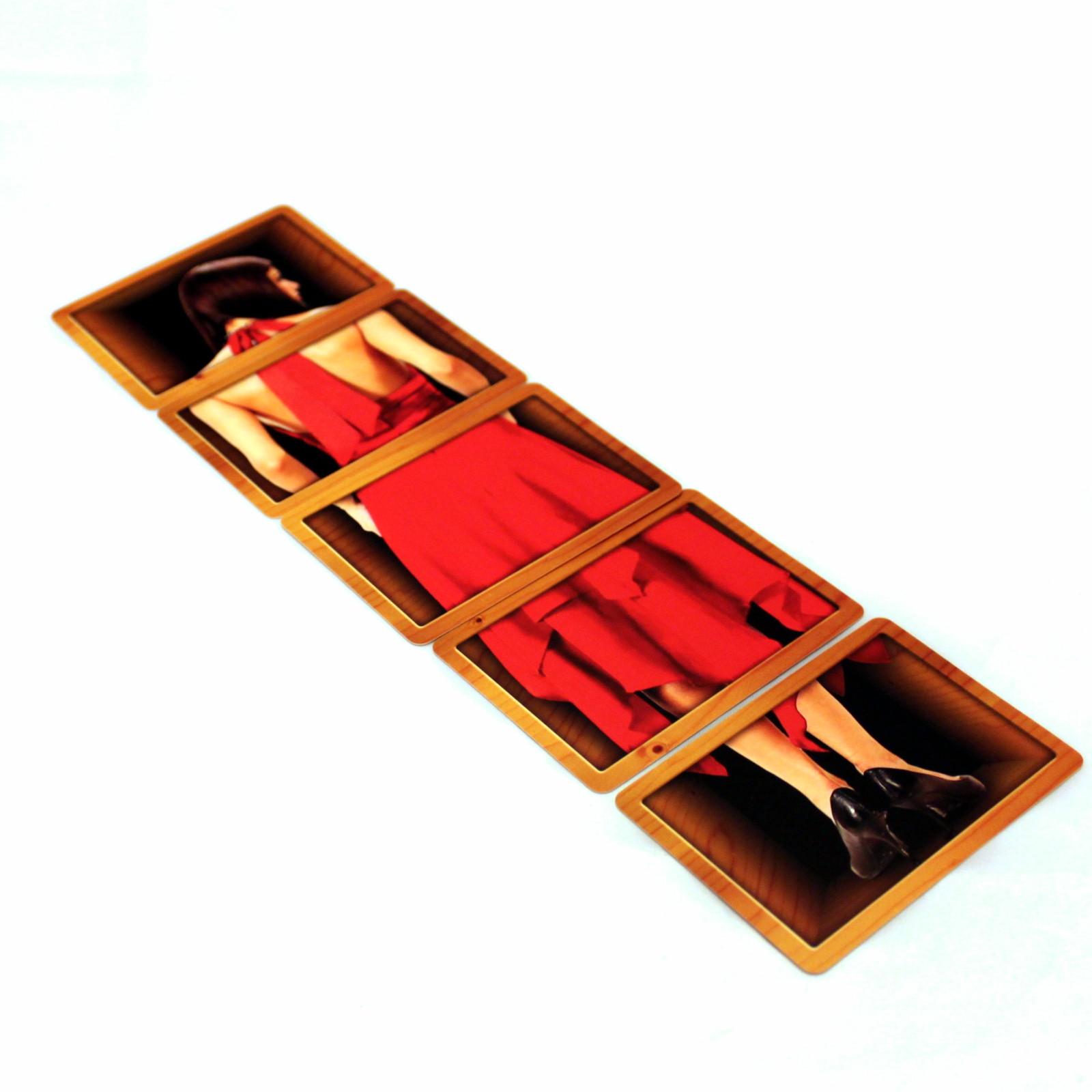 Pocket Illusion by Astor