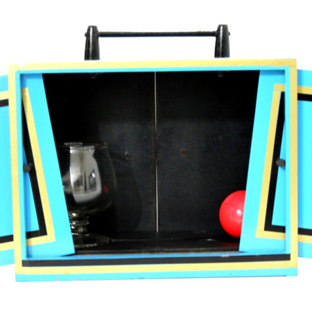 Astro Ball Cabinet (Chalet?) by Chalet Magic