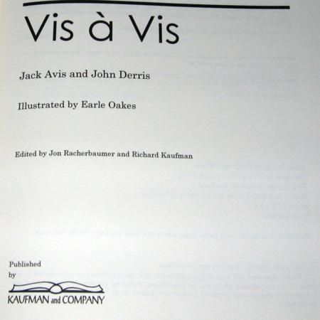 vis- by Jack Avis
