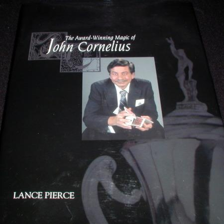 Award-Winning Magic of John Cornelius by Lance Pierce