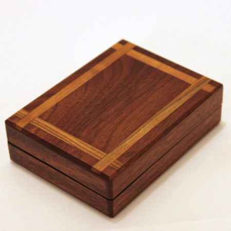Card Box (Babock Non Magnetic) by Mel Babcock