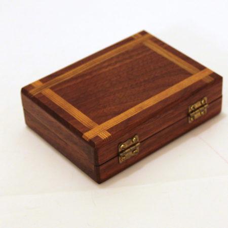 Card Box (Babock Non Magnetic) by Mel Babcock