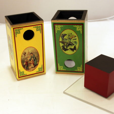 Oriental Block Penetration by Michael Baker