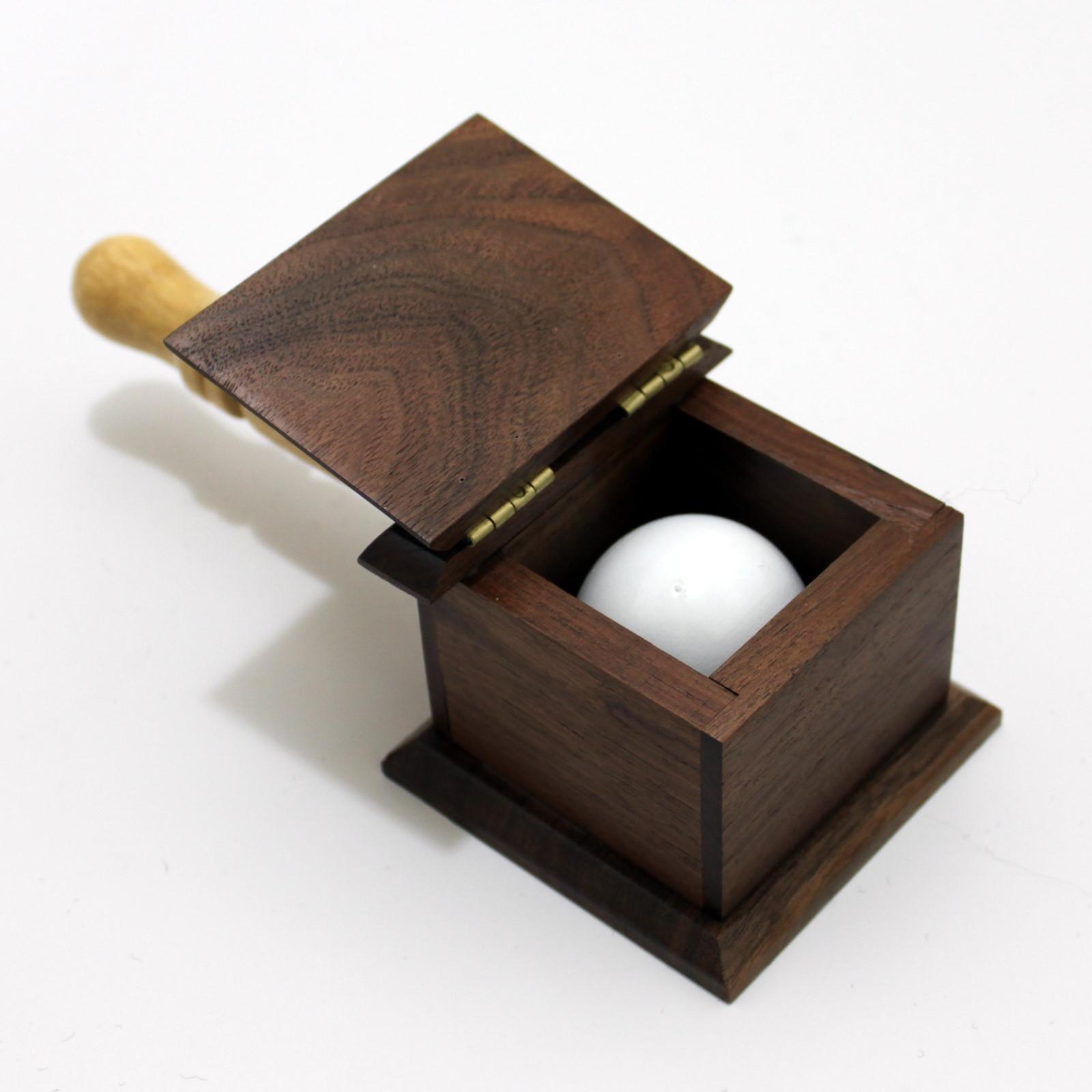 Ballot Box by Louis Gaynor
