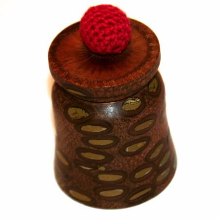 Banksia Chop Cup/Loose Change by Colin Rose