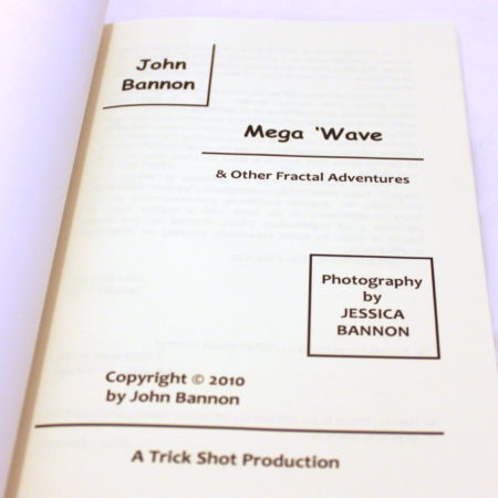 Mega Wave by John Bannon