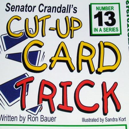 Bauer 13 - Cut-Up Card Trick by Ron Bauer