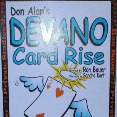 Bauer - Devano Card Rise by Ron Bauer
