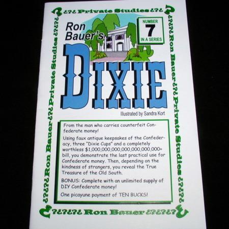 Review by Gary Michaels for Bauer 07 - Dixie by Ron Bauer