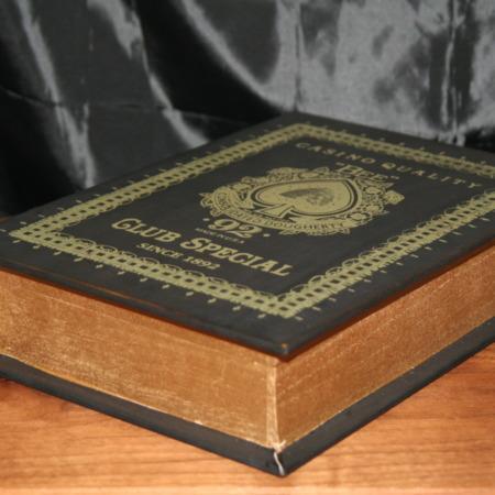 Bee Poker Book/Box by USPC
