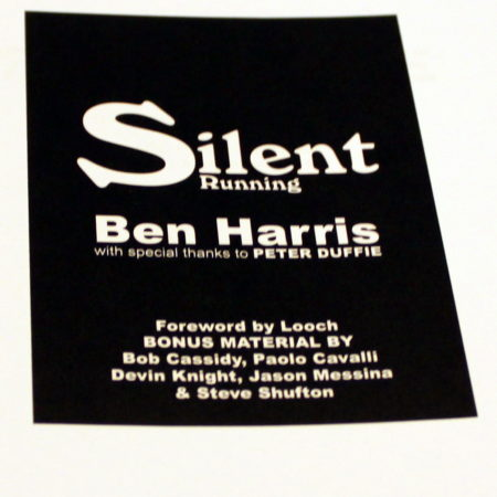 Silent Running by Ben Harris