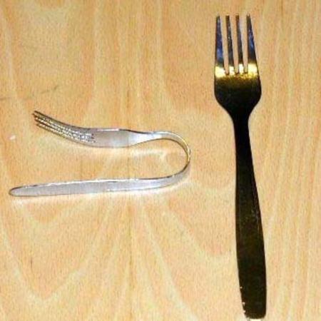 Bending Fork by Yuval Keren