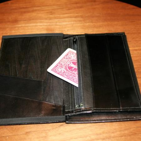 Bendix Bombshell Wallet by R.A.R. Magic