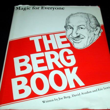 Berg Book, The by Joe Berg, David Avadon, Eric Lewis