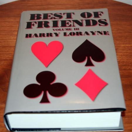 Best of Friends, Vol. III by Harry Lorayne