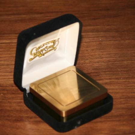 Billet Box by Collectors' Workshop