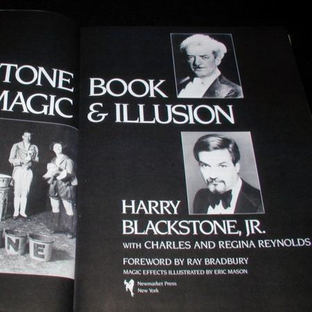 Blackstone Book of Magic and Illusion, The by Harry Blackstone, Jr.